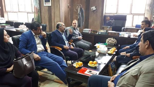 سامان دهی گردشگری در شوش با حضور شهردار آنالیز شد