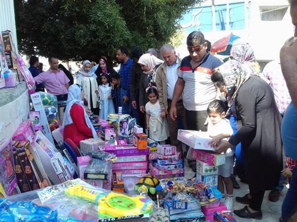 بازار سنتی عیدیا در شهرستان بهبهان برپا شد