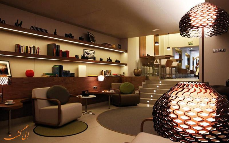 معرفی هتل بست وسترن پرمیر دانته بارسلونا ، 4 ستاره