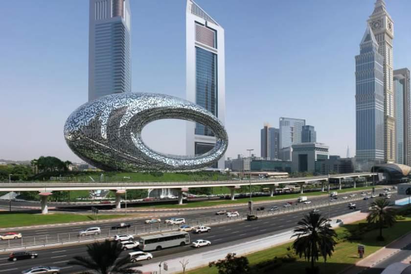 موزه آینده دبی، موزه ای که به نمادین ترین موزه جهان تبدیل می گردد