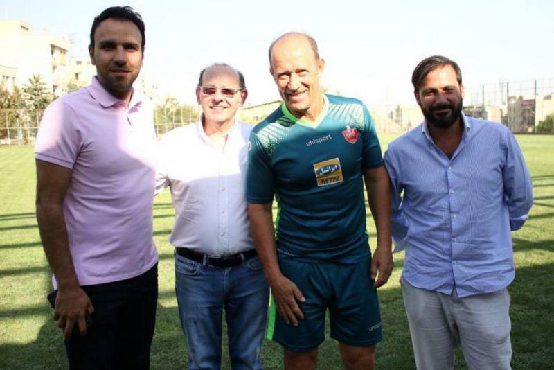 مهمانان ویژه برای پرسپولیس در دیدار افتتاحیه لیگ برتر