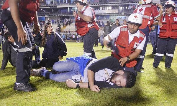 نتیجه شهرآورد هندوراس؛ 4 کشته