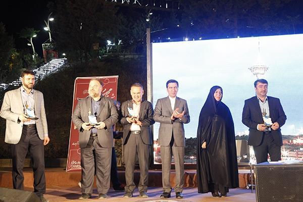شب فرهنگی گلستان در جشنواره ملی چارسوق برج میلاد برگزار گردید
