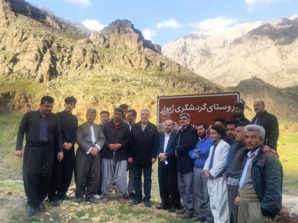 پایان سفر معاون رئیس جمهوری به کرمانشاه ، لرستان آماده میزبانی از رئیس سازمان میراث فرهنگی
