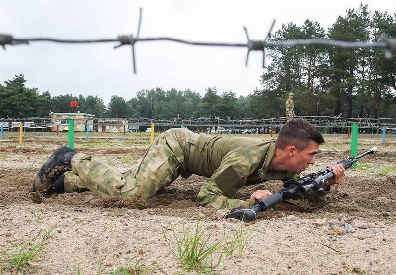 سرانجام رقابت های بین المللی ارتش های دنیا
