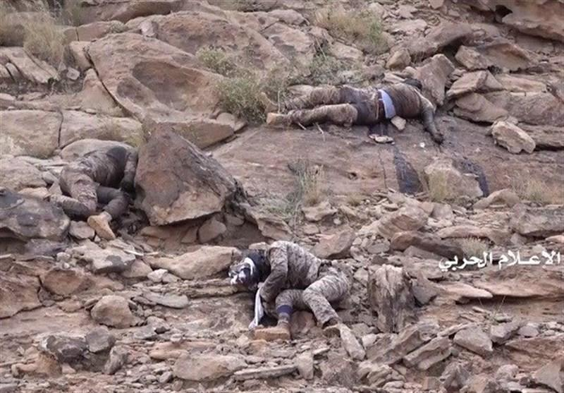 هلاکت چند نظامی سعودی در عملیات یمنی ها