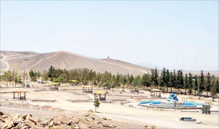 پارک ملت زاهدان در انتظار توسعه زیرساخت ها