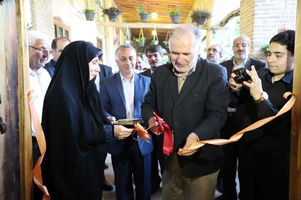 افتتاح نخستین باغ موزه گیاهان دارویی در استان زنجان