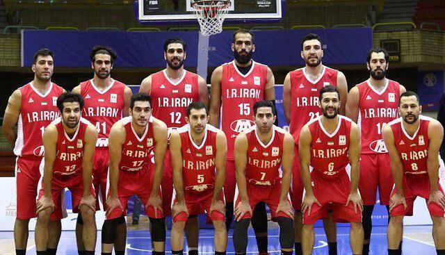 ملی پوشان بسکتبال ایران، آماده درخشش در جام جهانی 2019