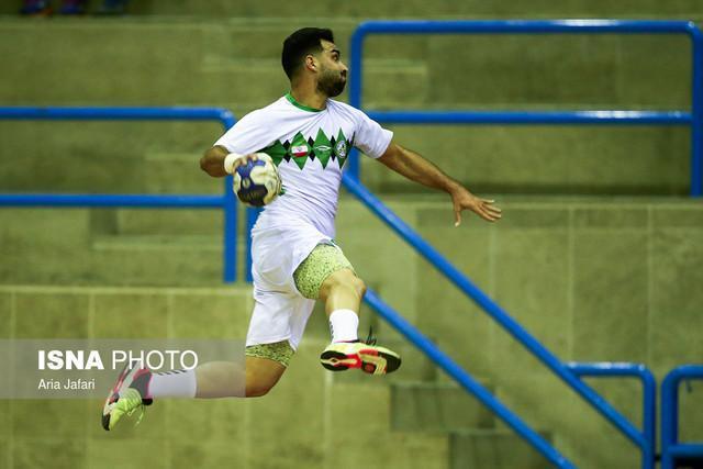 پیروزی تیم های میزبان در هفته دوم لیگ برتر هندبال مردان