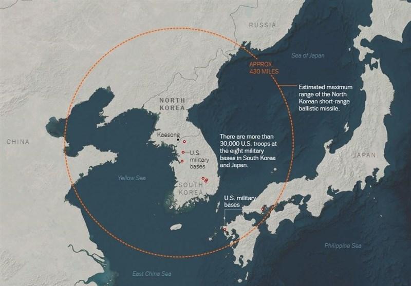 ارزیابی مقامات اطلاعاتی آمریکا از توان موشکی جدید کره شمالی
