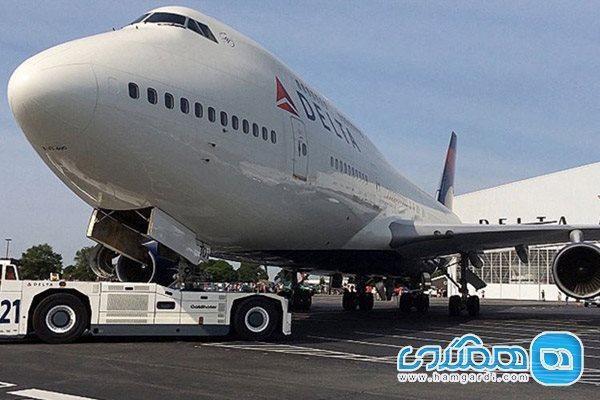 هواپیمای بوئینگ 747 ، دومین هواپیمای بزرگ دنیا