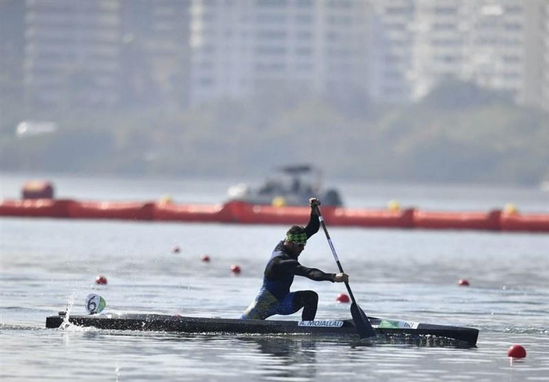 حریفان قایقرانان ایران در مرحله گروهی مسابقات آزمایشی المپیک مشخص شدند