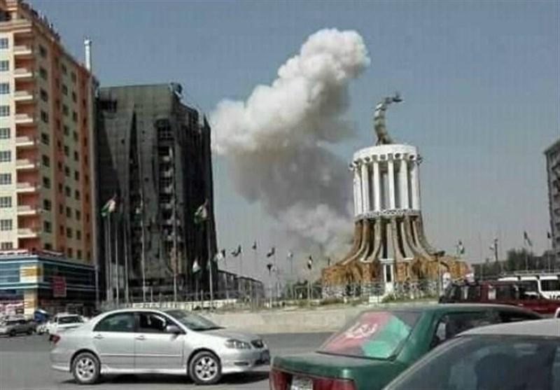 حمله انتحاری طالبان به نیروهای امنیت ملی در کابل