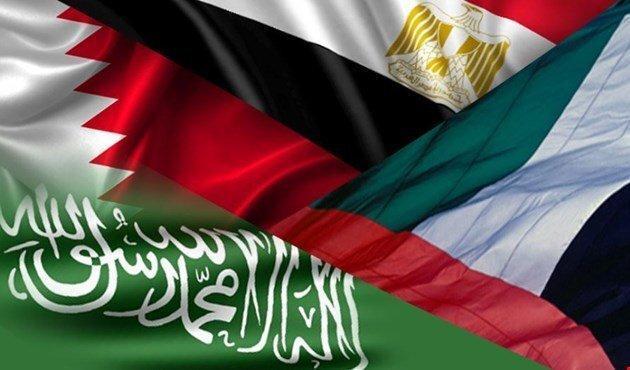 بیانیه خصمانه کمیته چهارجانبه عربی درباره با ایران
