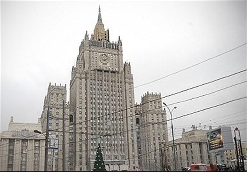 روسیه: تحریم های آمریکا بیانگر عدم علاقه غرب به حل بحران اوکراین است