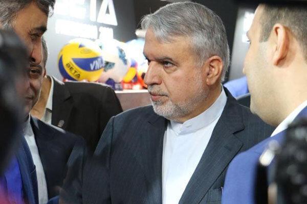 حضور صالحی امیری در اجلاس روسای کمیته های ملی المپیک آسیای میانه