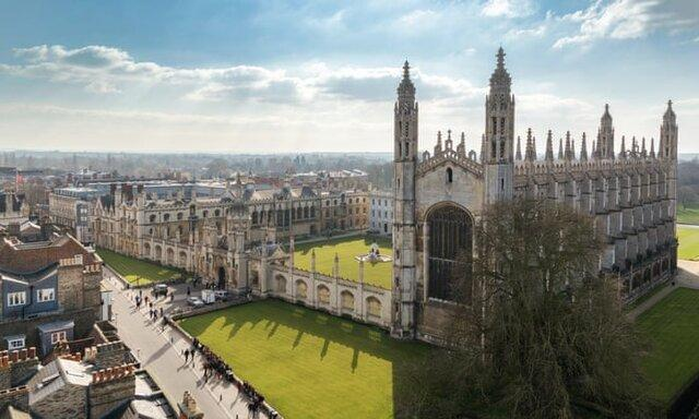انتقاد کشاورزان از دانشگاه کمبریج