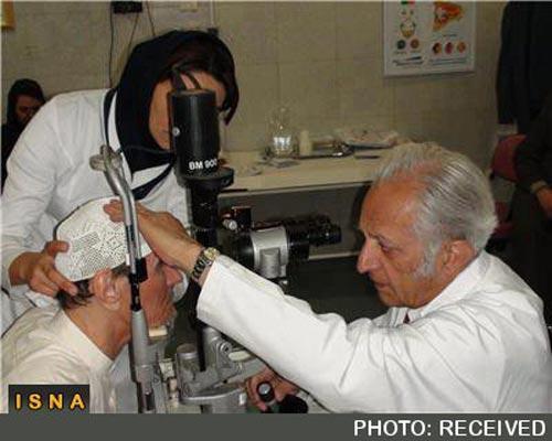 برجسته ترین پزشک ایرانی به کما رفت