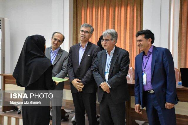 معرفی نفرات برتر جشنواره دانشجویی آب و رسانه و نقاشی آب و محیط زیست