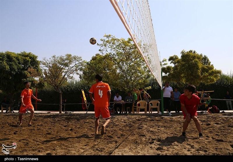 تیم ملی فوتوالی ایران نایب قهرمان دنیا شد