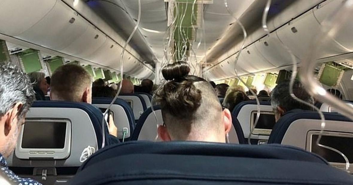 لحظات دلهره آوری که مسافران حین سقوط هواپیما تجربه کردند!