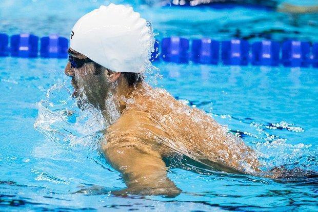 نذر جالب شناگر ایرانی، برای مناطق محروم سرویس بهداشتی می سازم!