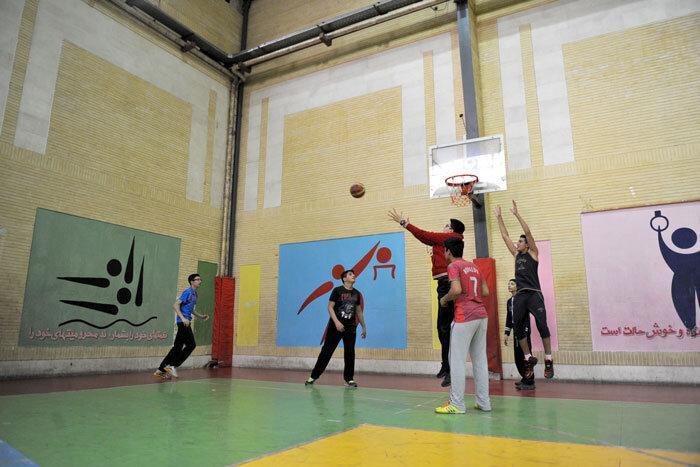 افتتاح سالن ورزشی در محله فرحزاد، به زودی