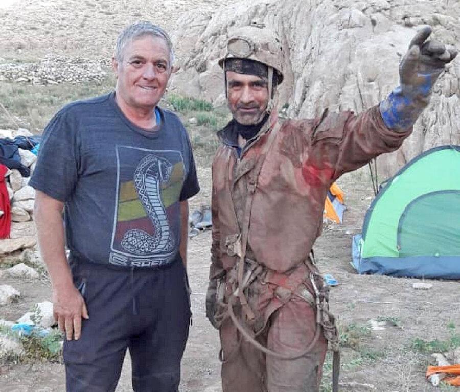 رنکینگ غارهای ایران تغییر کرد