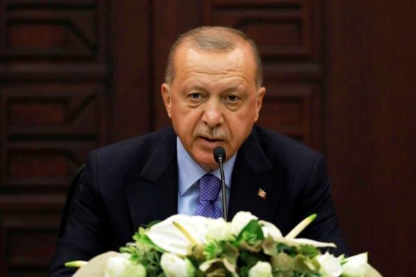اردوغان: ترکیه از تمامیت ارضی سوریه حمایت می کند!
