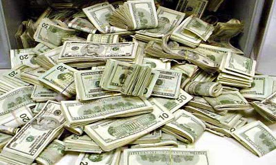 نرخ بانکی دلار و پوند کاهش و یورو افزایش یافت