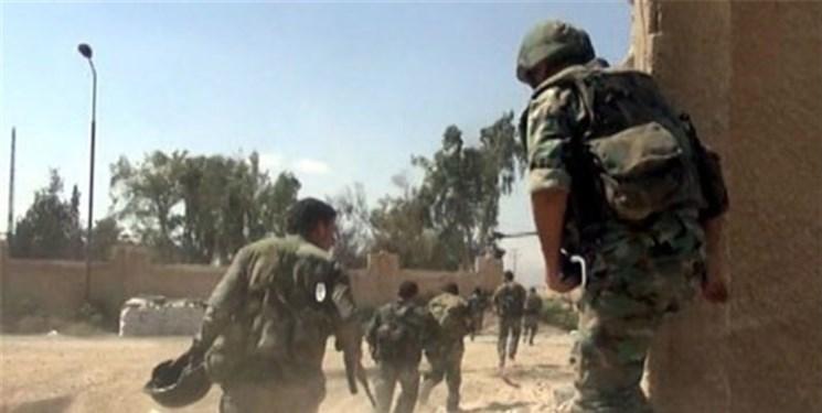 محاصره بیش از پنج هزار تروریست در حماه؛ تروریست ها بر سر دو راهی تسلیم یا مرگ