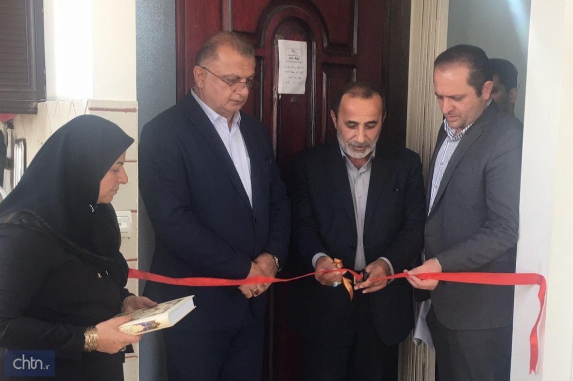 افتتاح یک کارگاه صنایع دستی و سه دفتر خدمات سیاحتی و جهانگردی در آمل