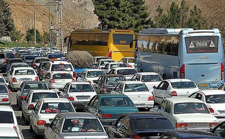 خیابان های اراک هر روز قفل تر می شود