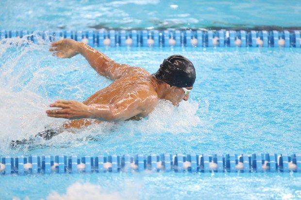 خاتمه کار شناگران ایران در 50 پروانه و 100 آزاد