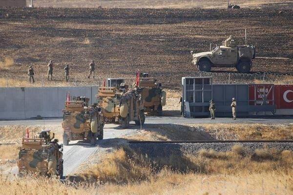 وزارت دفاع ترکیه: گذرگاه وحشت در داخل مرزهای خود را برنمی تابیم