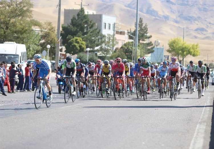 اولین میزبانی اردبیلی ها از دوچرخه سواران بین المللی