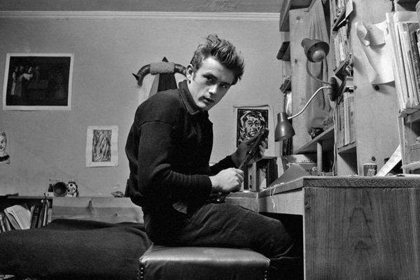 روایت سینمایی از زندگی جیمز دین و عکاس عکس های معروف او