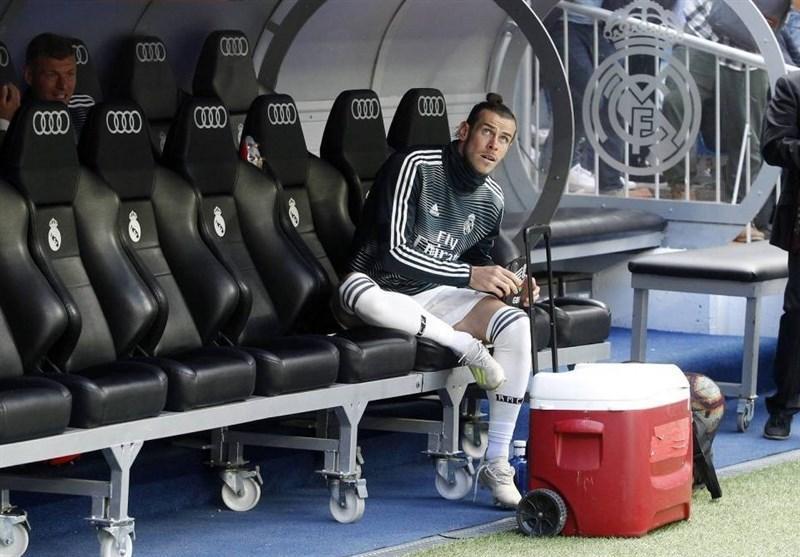 بیل خواستار جدایی از رئال مادرید در انتها فصل