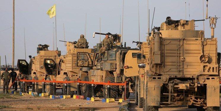 نیروهای آمریکایی از شمال سوریه به عراق اعزام شدند