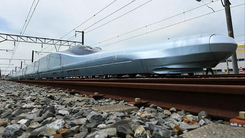 آزمایش سریع ترین قطار دنیا در ژاپن شروع شد؛ خیز برداشتن برای ثبت رکورد سرعت 505 کیلومتر بر ساعت