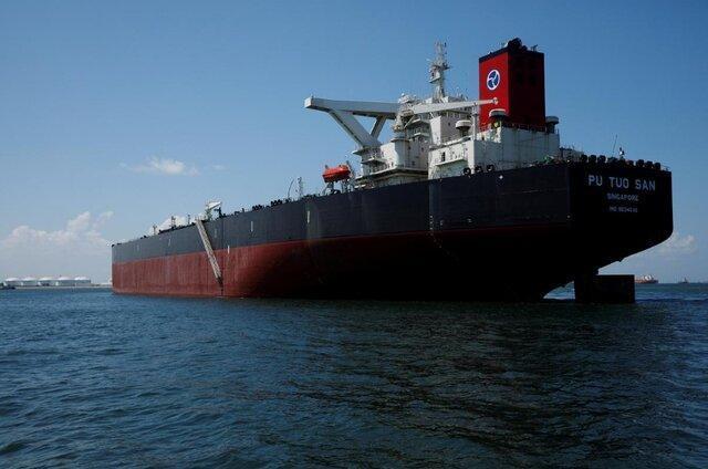 بیکاری 300 نفتکش در پی تحریم های آمریکا
