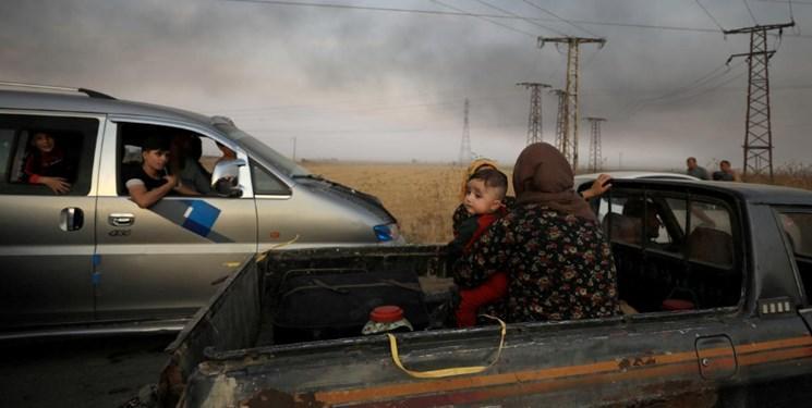 سازمان ملل: بیش از 100 هزار نفر در شمال سوریه بی خانمان شدند