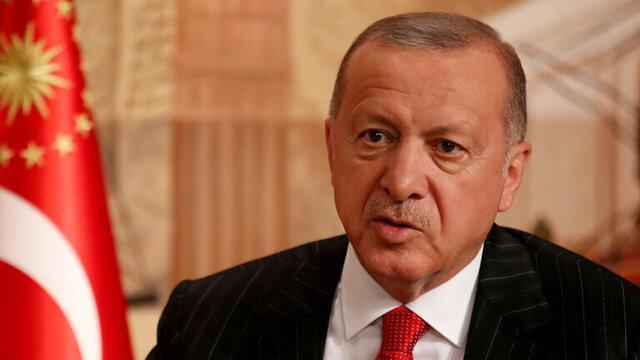 اردوغان: گزارش ها از فرار زندانیان داعشی جهت ایجاد گمراهی است