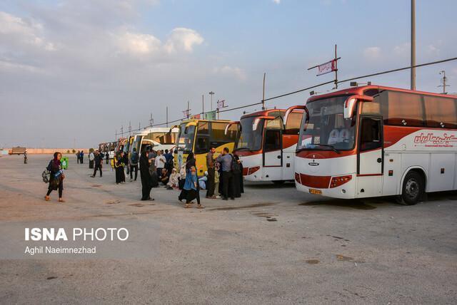 آماده باش استان قزوین برای کمک به بازگشت زائران اربعین
