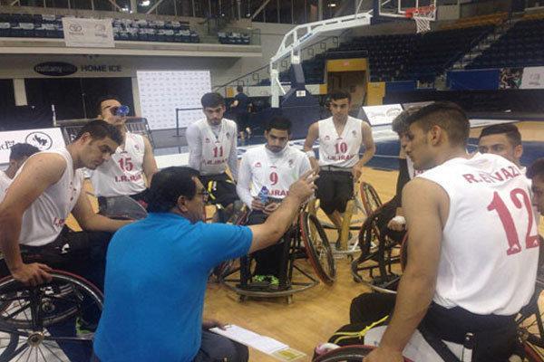 تیم بسکتبال باویلچر زیر 23 سال ایران از صعودبه نیمه نهایی بازماند