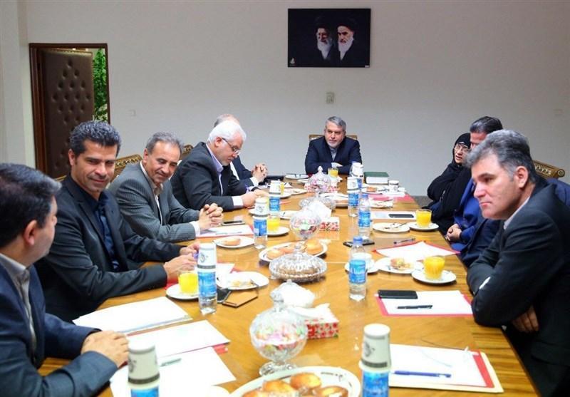 برگزاری جلسه هیئت اجرایی کمیته ملی المپیک در روز سه شنبه