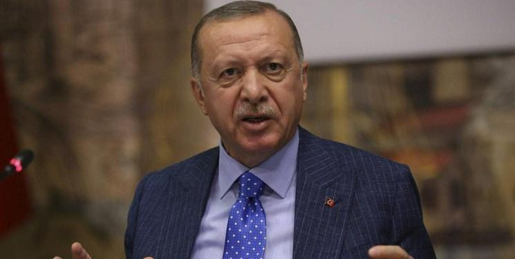 اردوغان:کردها تا عمق 32 کیلومتری عقب بروند