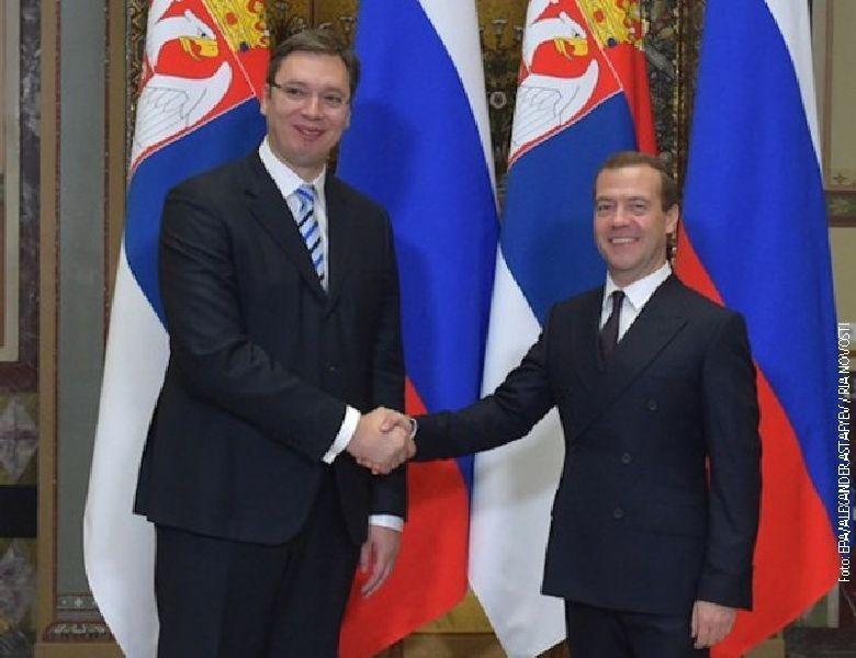 کوشش روسیه برای نفوذ به بالکان
