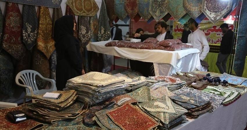 نمایشگاه ملی صنایع دستی در بیرجند برپا می گردد